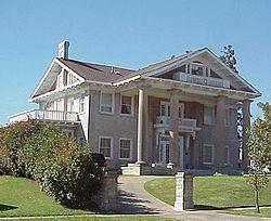 Brady Heights and Owen Park Oklahoma
