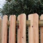 "Building a wooden privacy fence? Consider building a ""friendship"" or ""shadow box"" fence!"