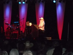 Leon Russell's Tulsa Oklahoma Birthday Bash April 2010