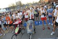Tulsa Oklahoma Route 66 Marathon Runners