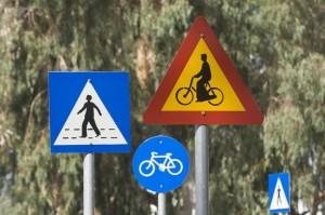 Bike and pedestrian friendly