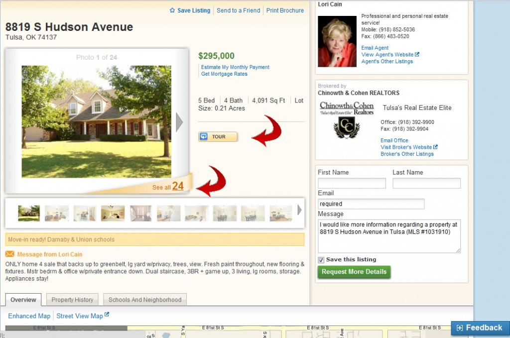 Properly advertise your Tulsa home for sale with multiple=
