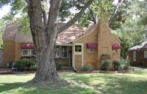 Tulsa home for sale in White City of midtown Tulsa