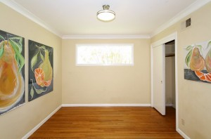 Second living area in midtown Tulsa home for sale