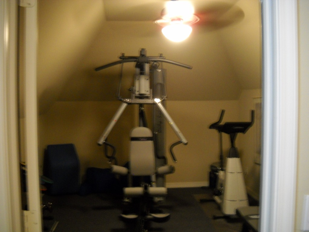 bonus exercise room