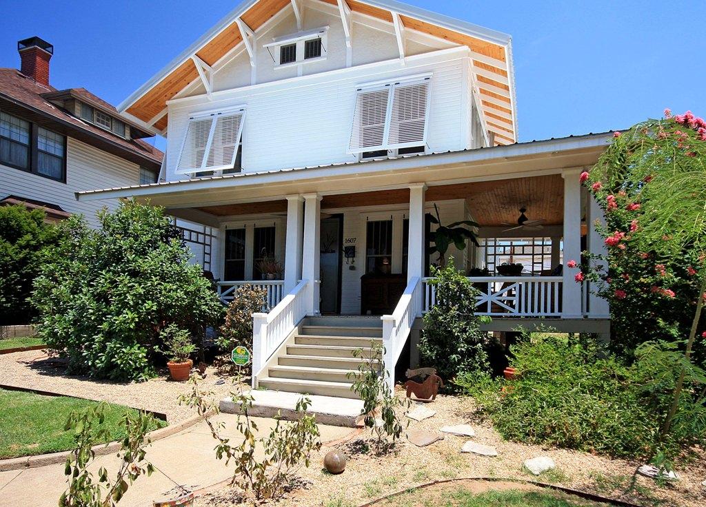 Historic Stonebraker Heights 1607 S Elwood Tulsa Ok 74119