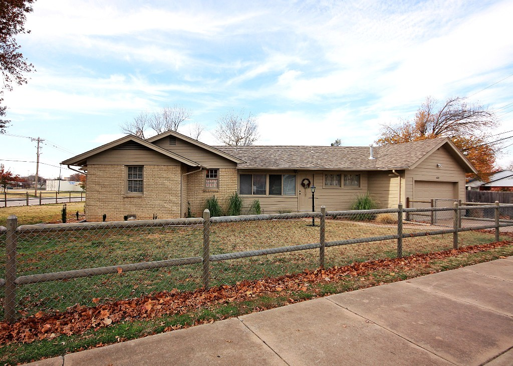 Tulsa home for sale near Tulsa University