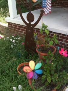 garden deva