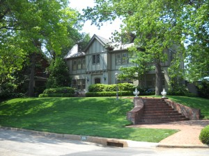 midtown tulsa luxury home