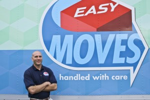 Easy Moves logo and President Andrew Williams