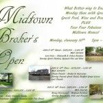 MIDTOWN TULSA BROKER'S OPEN TONITE 5 - 7pm