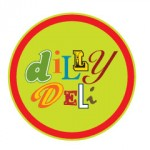 Dilly Deli Restaurant in Blue Dome District, downtown Tulsa