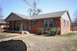 traditional brick tulsa home for sale