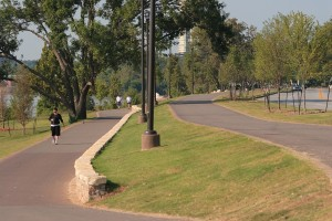 River Parks New Trails