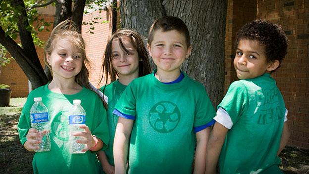 Tulsa Public Schools Park Green Team by Tracy Kouns