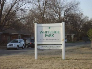 tulsa home for sale near whiteside park