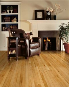 Midtown Tulsa oak natural hardwood flooring