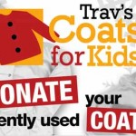Trav's Coats for Kids & Places to donate food this winter