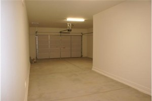 image of 3 car tandem garage