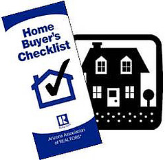 checklist when buying a house