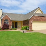 image of Brick home for sale in Jenks schools