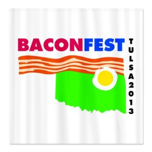 BaconFest Tulsa logo
