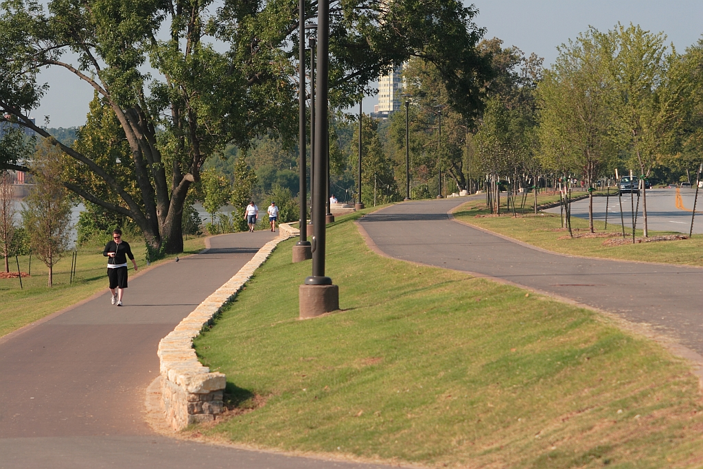 Midtown tulsa is the area of tulsa to live work and play New homes tulsa area