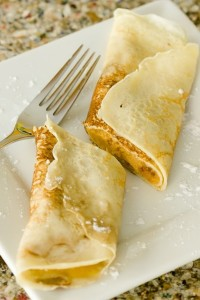 crepes for Thanksgiving