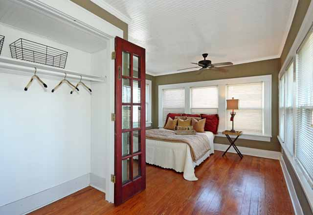 master bedroom in home for sale near TU
