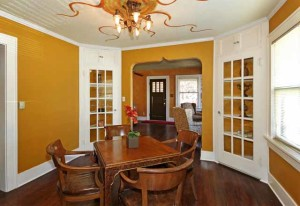 dining in midtown tulsa home for sale near TU