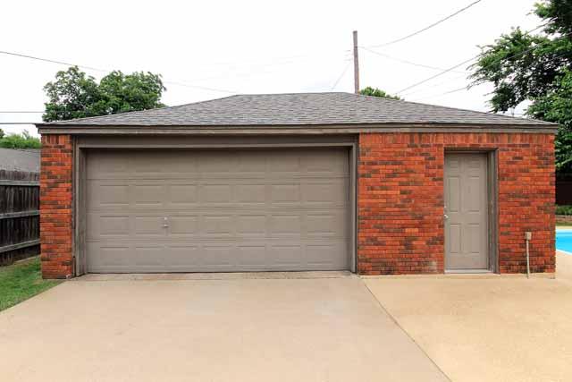 26 garage
