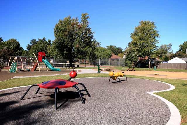 Florence Park playground