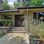 Vintage Mid-Century Modern Ranch in Midtown Tulsa