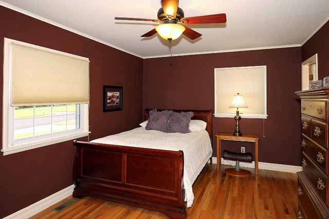 bedrooms 2 and 3 plus pullman bath