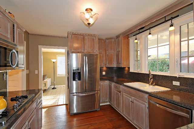 kitchen midtown tulsa home for sale