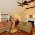 Create Visual Square Footage by staging your midtown Tulsa home for sale