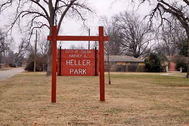 neighborhood Heller Park