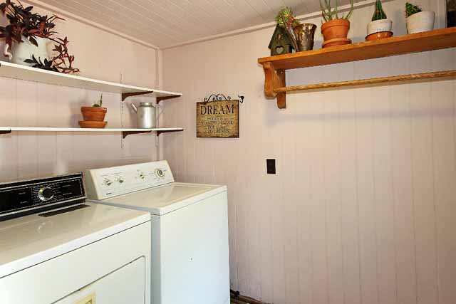 mud room and separate inside utility - midtown Tulsa
