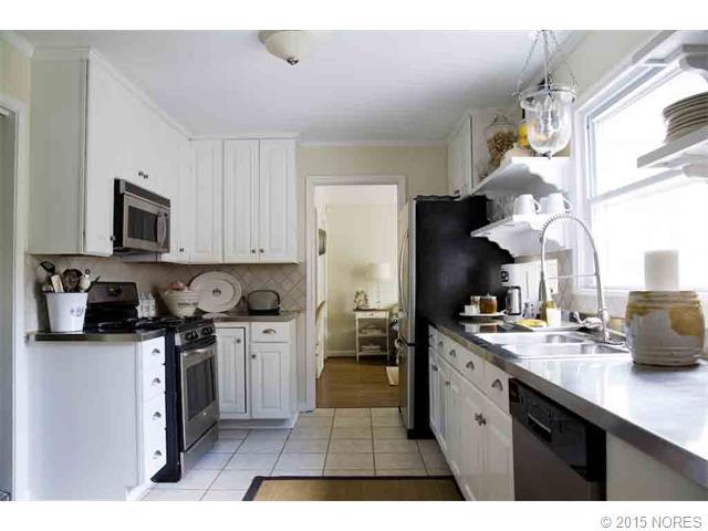 A cooks kitchen!