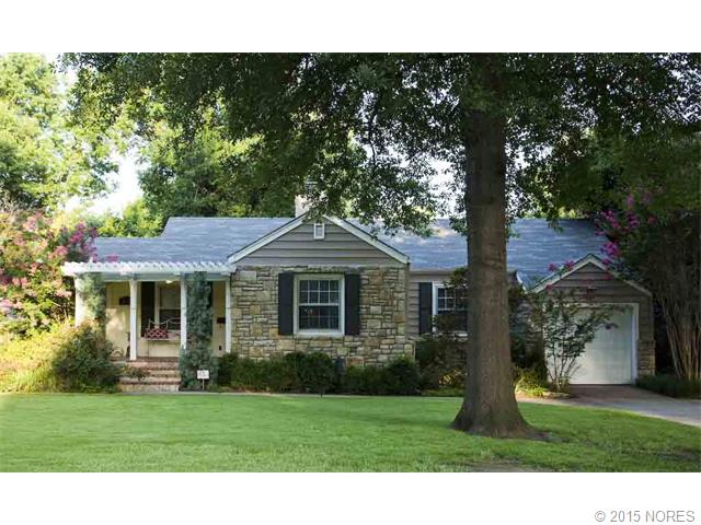 Updated with great curb appeal.  Professionally landscaped.