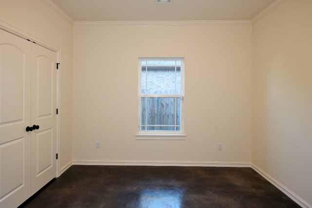 1st floor bedroom and hall bath