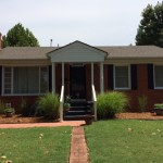 Full brick bungalow Florence Place South – 2 full baths!