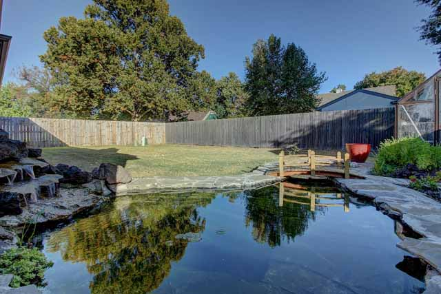 pond and water treatment