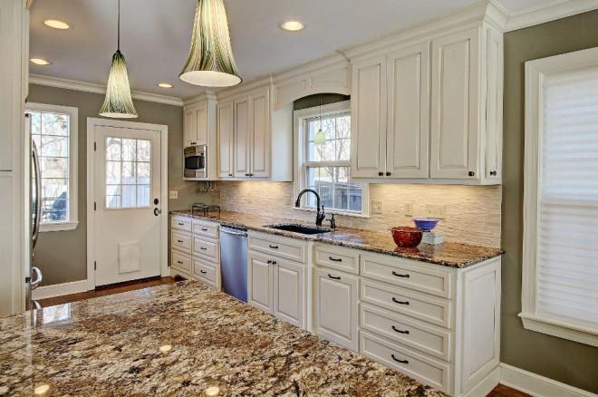 updated kitchen midtown tulsa home