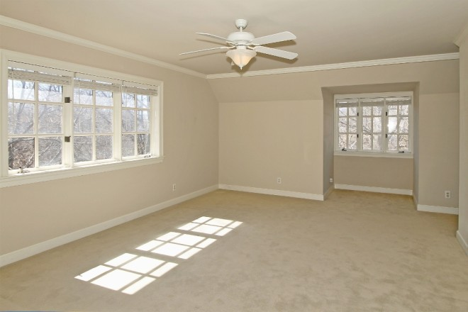 2nd story bedrooms