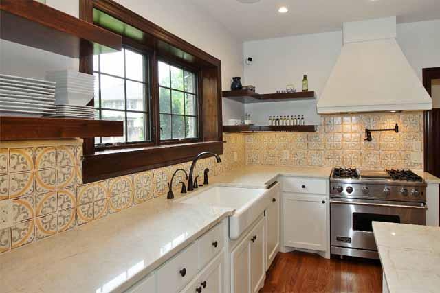 kitchen remodeled home near Utica Square