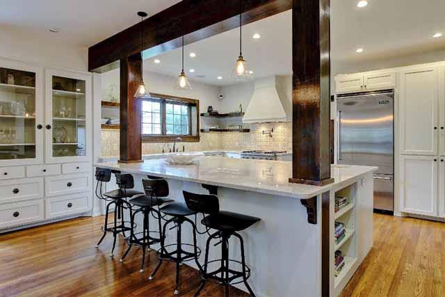 kitchen island bar seating