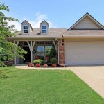 Elegant Home in Churchill Park – Jenks West schools