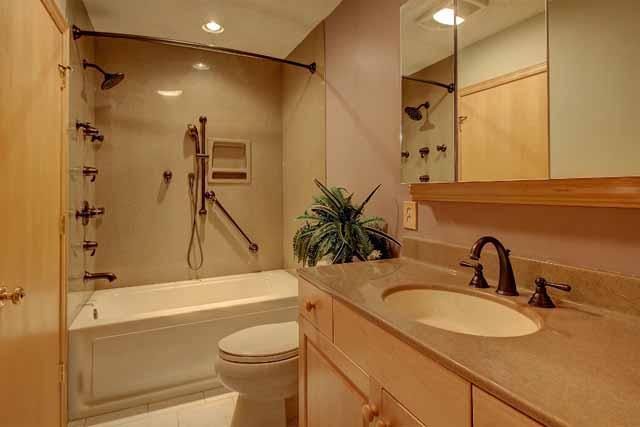 Wonderful  And Vanity  Traditional  Bathroom  Other  By ReBath Of Tulsa