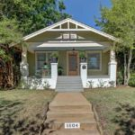 Craftsman Bungalow for sale in Swan Lake – midtown Tulsa
